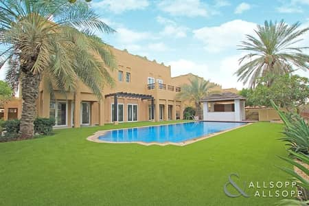 5 Bedroom Villa for Sale in The Lakes, Dubai - Type L1 Hattan |  Full Golf Course Views