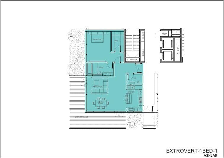 10 Brand New | 1 Bedroom | High End Finish.