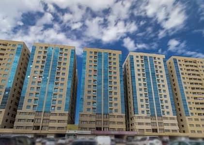 شقة في أبراج اللوز جاردن سيتي 1 غرف 16000 درهم - 3969598