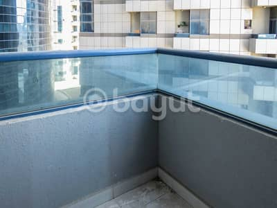 شقة 2 غرفة نوم للبيع في الراشدية، عجمان - شقة في برج صقر الراشدية الراشدية 2 غرف 360000 درهم - 3910610