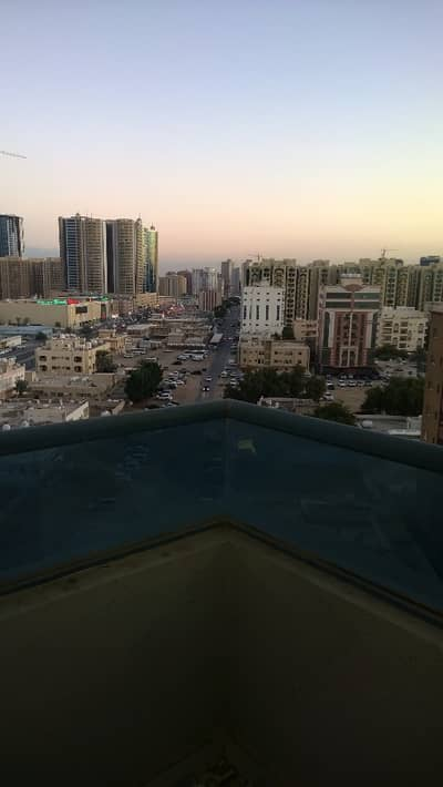 شقة في برج صقر الراشدية الراشدية 3 غرف 38000 درهم - 3904564