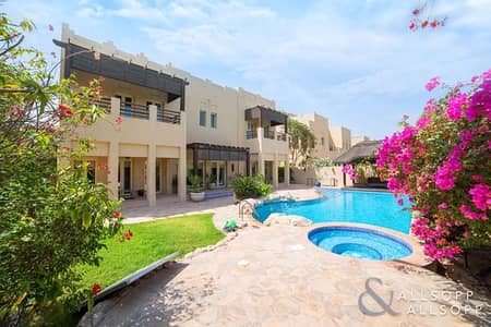 5 Bedroom Villa for Sale in The Meadows, Dubai - L1 Hattan | Owner Occupied | Private Pool