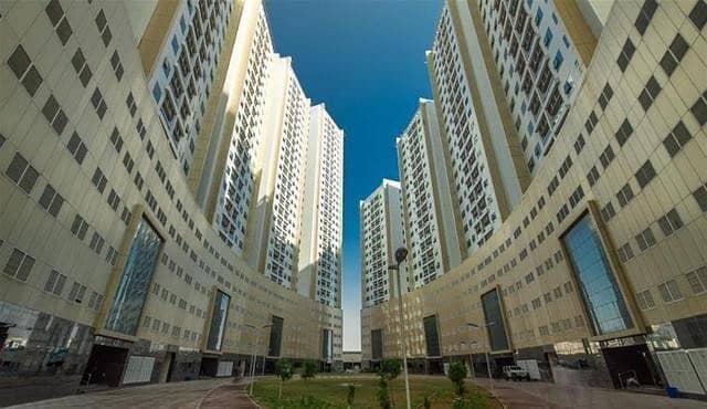 شقة في أبراج لؤلؤة عجمان عجمان وسط المدينة 16000 درهم - 3590750