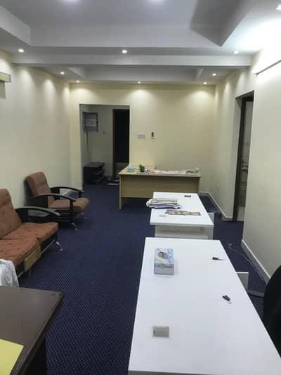 مکتب  للايجار في القصيص، دبي - مكتب  مستقل وجاهز للايجار بالقصيص الاولى شارع دمشق