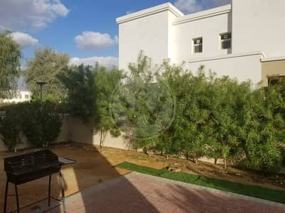 3 Bedroom Villa for Rent in Al Ghadeer, Abu Dhabi - Well maintained villa in front of the park!!!