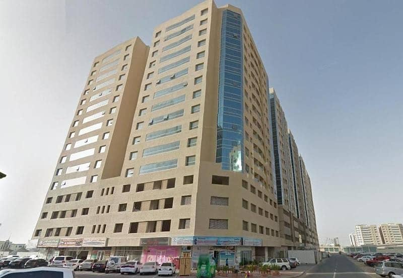 12 CHEQUES :- 1BHK For Rent In Garden City Ajman