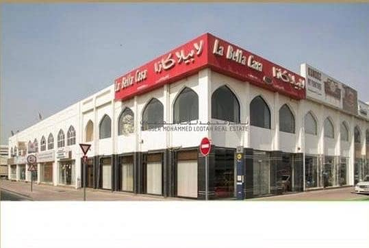 Retail Shop in Prime Location of Al Ittihad Main Road Available For Rent , Deira