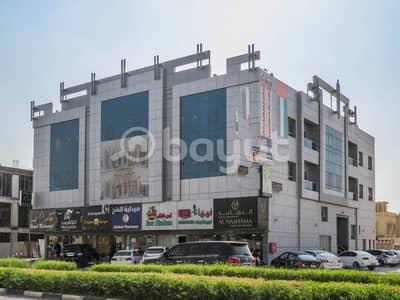 1 Bedroom Apartment for Rent in Al Rawda, Ajman - Brand New 1BHK  in Main road of Sheikh Ammar Bin Humaid St. Al Rawda 3, Ajman  just AED. 24,000/