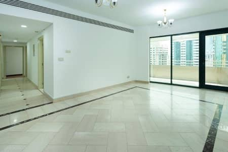 فلیٹ 2 غرفة نوم للايجار في شارع الشيخ زايد، دبي - Amazing 2 beds direct from landlord