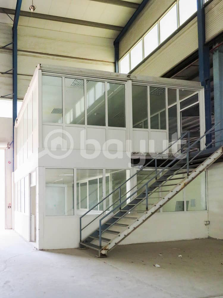 BRAND NEW WAREHOUSES FOR RENT IN BEST LOCATION IN MUSSAFAH INDUSTRIAL AREA