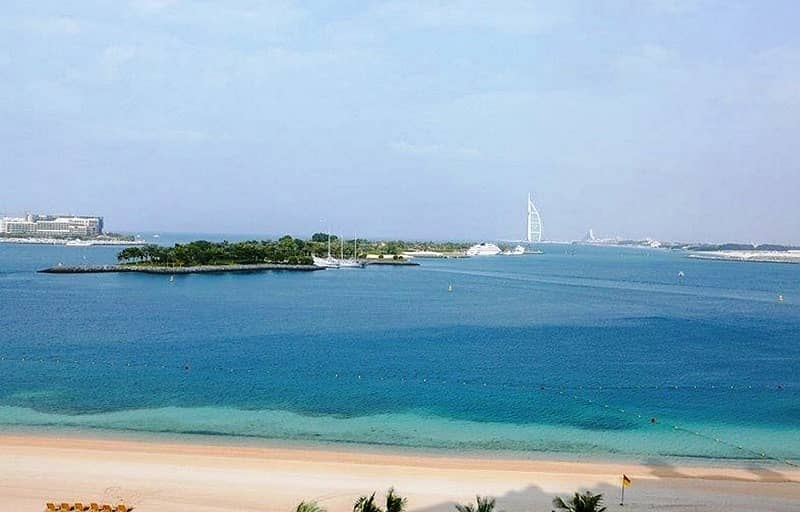 2 Luxuriously Furnished - Sea View - Chiller Free