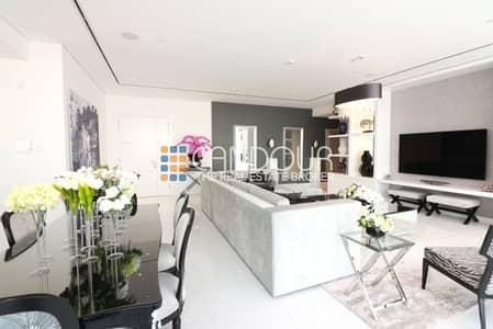 1 Bedroom Apartment for Sale in Al Barari, Dubai - Luxurious High End Apt | Dubai Skyline Views