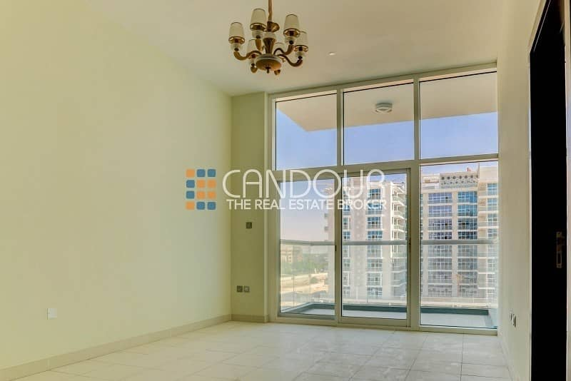1 Brand New | 1 Bedroom | Courtyard View