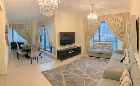 2 Bedroom Apartment for Rent in Downtown Dubai, Dubai - Fully Upgraded - Brand new furnished