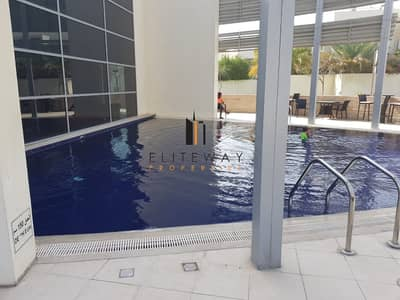 4 Bedroom Villa for Rent in Abu Dhabi Gate City (Officers City), Abu Dhabi - Best Villa for your Family with Pvt garden and great pool