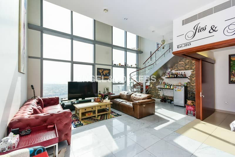 Exclusive Duplex | Sea View | High Floor