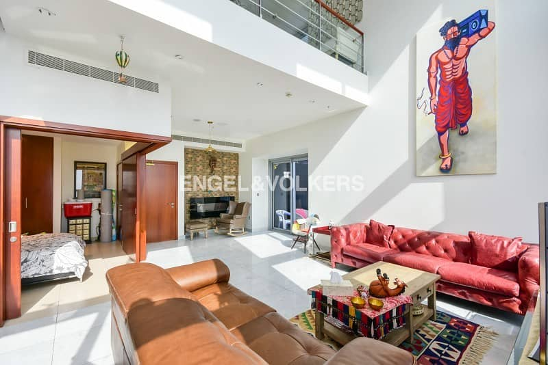 2 Exclusive Duplex | Sea View | High Floor