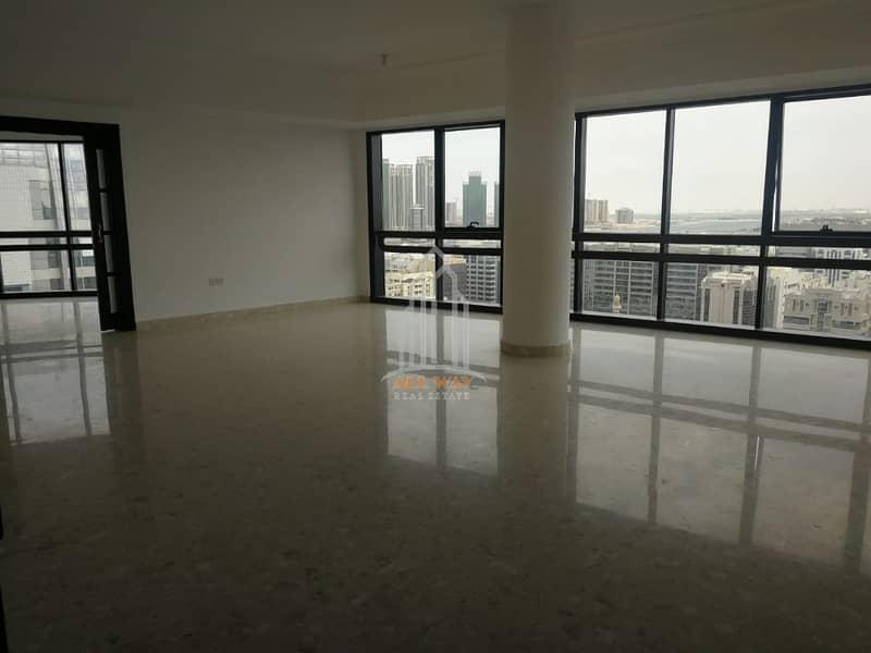شقة في شارع السلام 4 غرف 130000 درهم - 3838495
