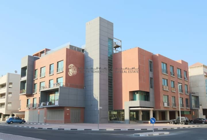 1 Bedroom Hall Apartment in a well maintained building for rent  in Al Raffa, Bur Dubai