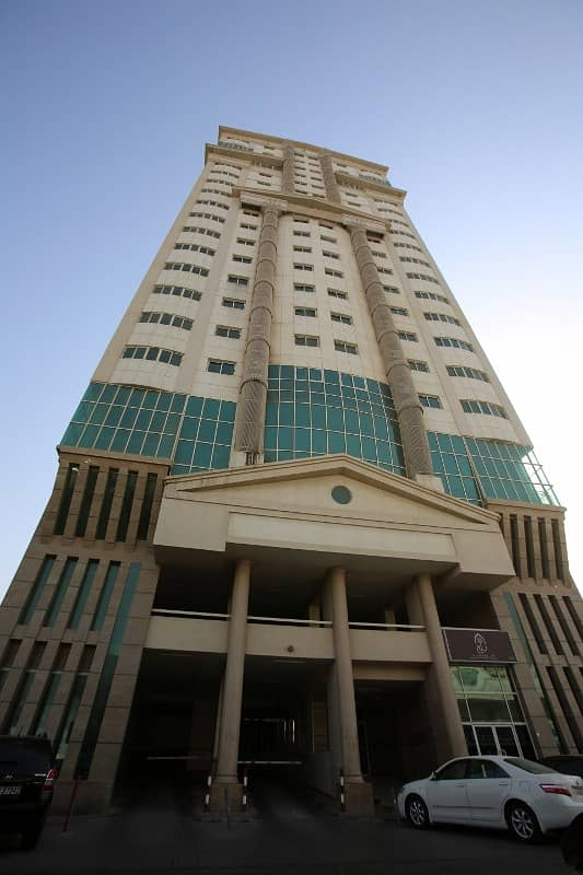 2 BHK Near  to Mega Mall only AED 28,000  - 1 Month free  ( opp. KM )