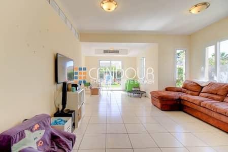 فیلا 3 غرفة نوم للايجار في الينابيع، دبي - Huge Landscaped Garden I Negotiable I 2E