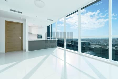 شقة 2 غرفة نوم للايجار في شارع الشيخ زايد، دبي - Elegant 2BR | 1 month Rent-Free | Jumeirah view
