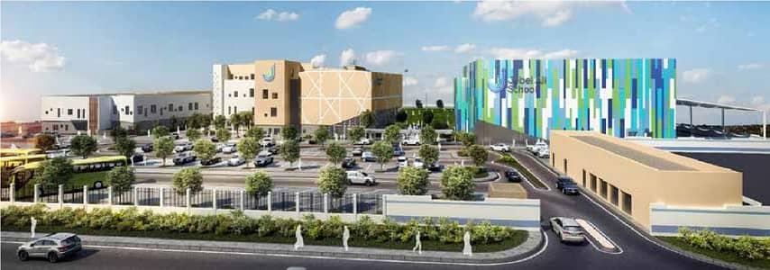 استوديو  للبيع في داون تاون جبل علي، دبي - شقة في عزيزي أورا داون تاون جبل علي 485000 درهم - 3280422