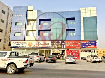 2 Bedroom Apartment for Rent in Al Rawda, Ajman - 1 month free!! Spacious 2bhk with 3 washrooms for rent on the main road for aed 28000/year only