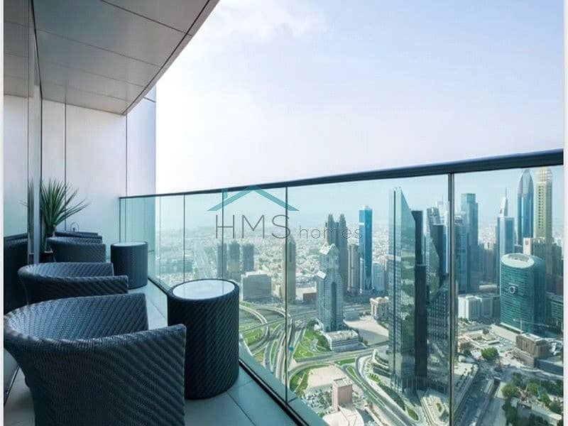 10 High Floor | 3 Bed+Maid | Sky Collection