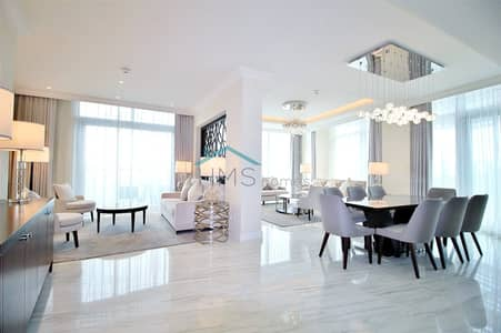3 Bed + Terrace | Only Layout | FV T1