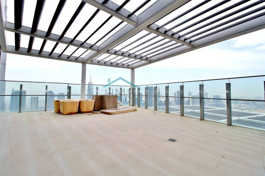 10 3 Bed + Terrace | Only Layout | FV T1
