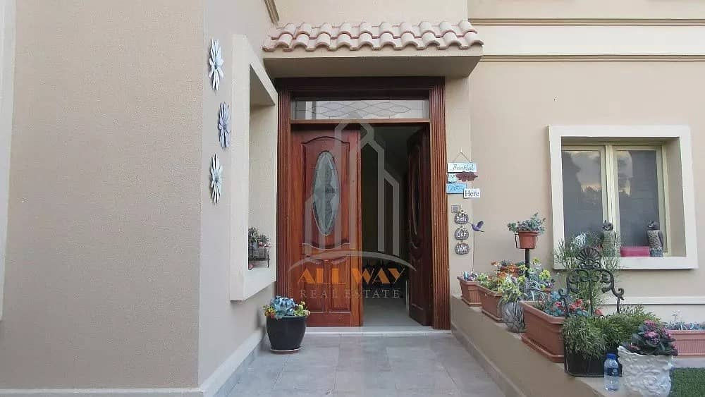 HOT DEAL | Spacious 4 Bedroom Villa with Private Pool & Garden @Golf Gardens, Abu Dhabi