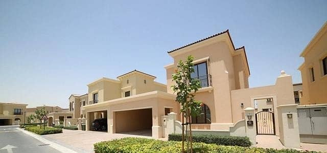 4 Bedroom Villa for Sale in Arabian Ranches 2, Dubai - Type 2 | 4BR+maid | Lila Villas