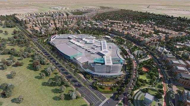 G 1 Villa Plot For Sale In Sharjah Al Tilal City