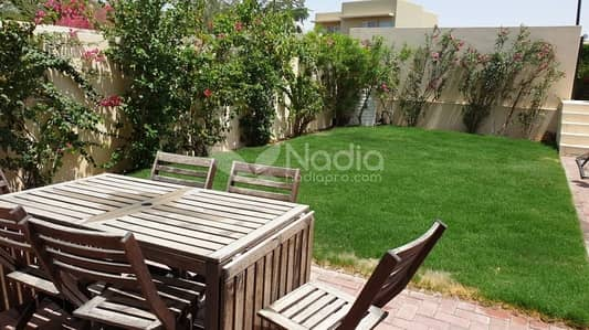 2 Bedroom Villa for Rent in Arabian Ranches, Dubai - Type B Middle | 2Br +Study |Alma 1 | Arabian Ranches