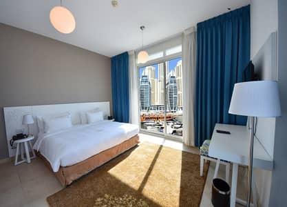 استوديو  للايجار في دبي مارينا، دبي - No Commission Jannah Place Dubai Marina