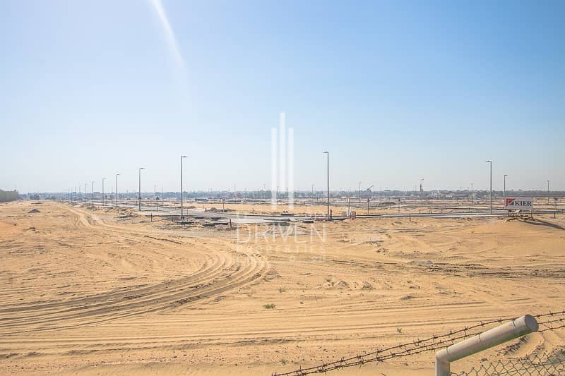 G+1 Freehold Plot | Al Khawaneej Phase 3