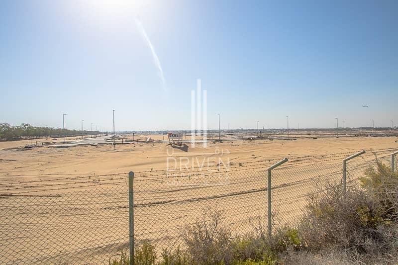 2 G+1 Freehold Plot | Al Khawaneej Phase 3
