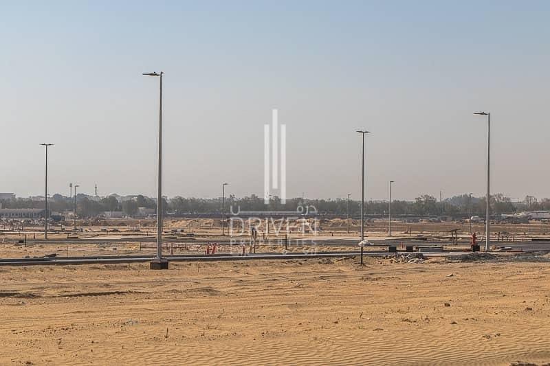 10 G+1 Freehold Plot | Al Khawaneej Phase 3