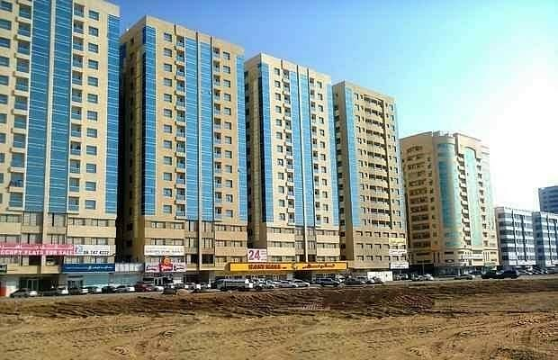 شقة في جاردن سيتي 1 غرف 155000 درهم - 2687653