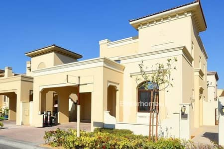 5 Bedroom Villa for Sale in Arabian Ranches 2, Dubai - 5 Bedrooms + maid | Type 6 | Single Row