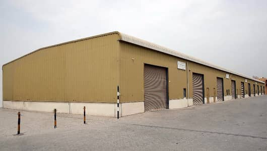 Self Storage Warehouses Available for Rent in Industrial Area 02, Sharjah.