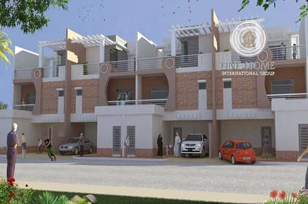 10 Bedroom Villa for Sale in Al Muroor, Abu Dhabi - 2 Villas Compound in Al Moroor. Abu Dhbai