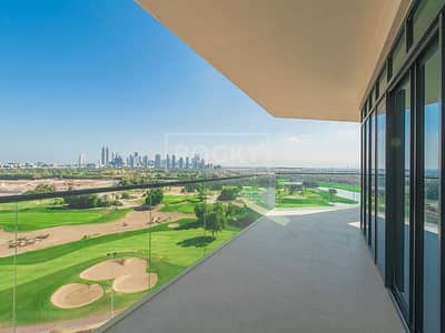 2 Bedroom Flat for Rent in The Hills, Dubai - Brand New Apartment plus Maids room in The Hills