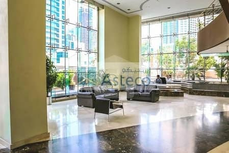 2 Bedroom Flat for Sale in Dubai Marina, Dubai - Time place direct access to marina walk/Water view