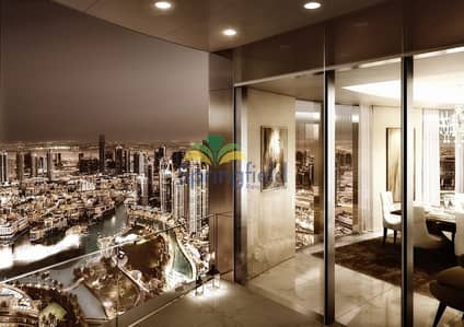 4 Bedroom Apartment for Sale in Downtown Dubai, Dubai - The Ultimate 4BR in Downtown payable in 5 years!