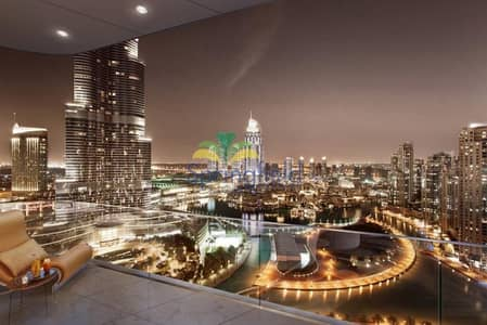 4 Bedroom Flat for Sale in Downtown Dubai, Dubai - 5 Yrs Payment   Next to Opera   50% Off on DLD Fee