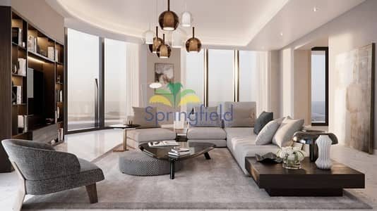 4 Bedroom Flat for Sale in Downtown Dubai, Dubai - 4BR w/ Full Burj Khalifa View | 50/50 Payment Plan