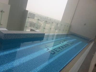 شقة 2 غرفة نوم للايجار في حديقة دبي العلمية، دبي - شقة في حديقة دبي العلمية 2 غرف 65000 درهم - 3988364