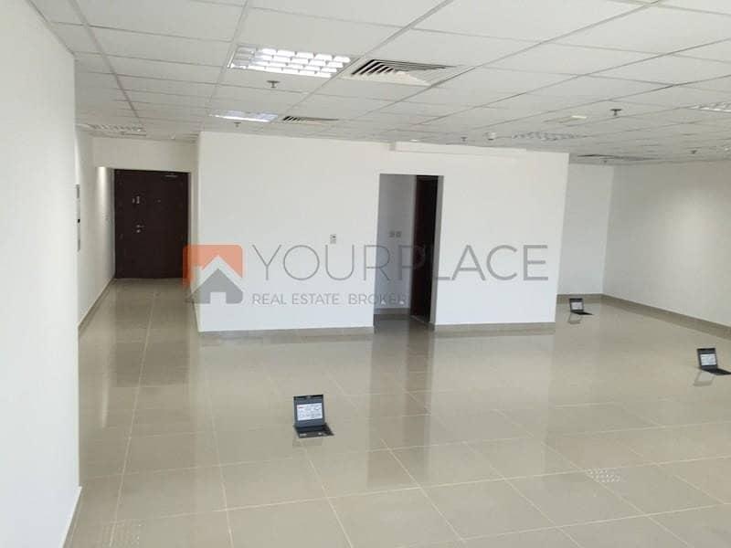 Huge Office for Rent || JLT || Cluster N1